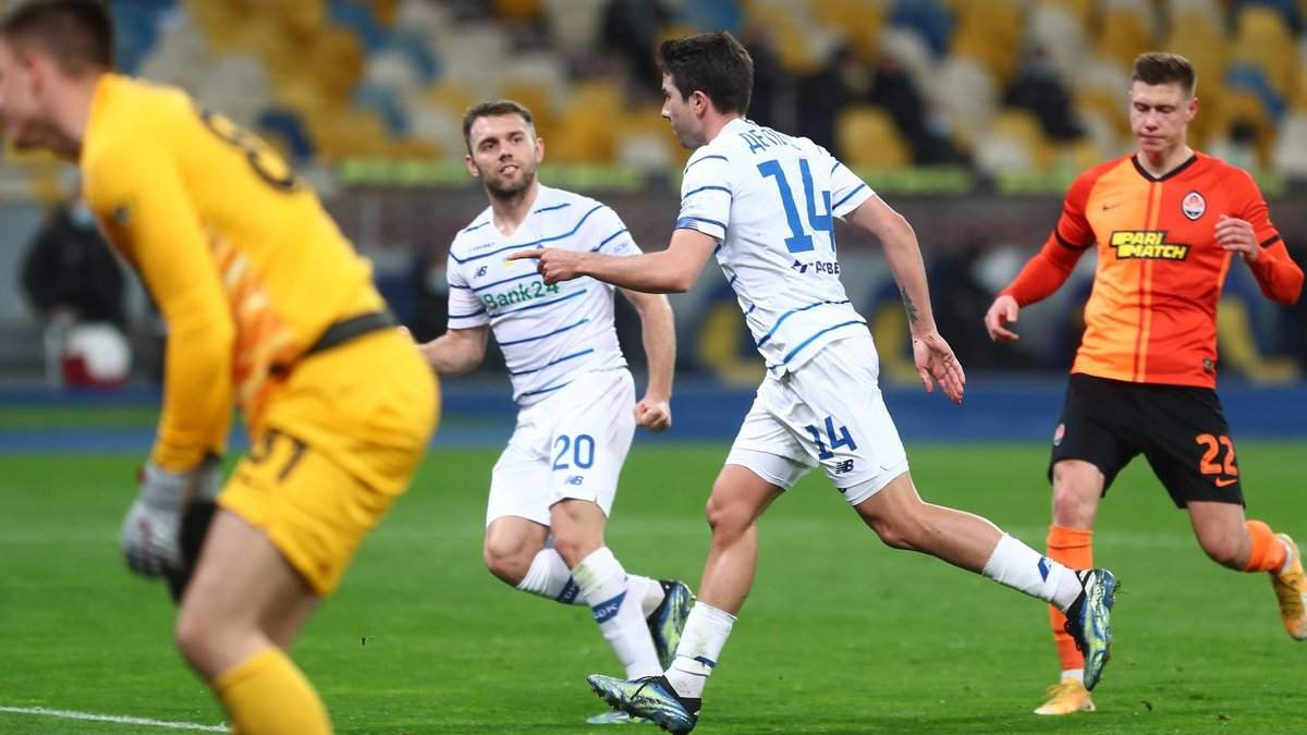 Еще не выиграли, а уже награждают: стало известно, когда Динамо получит золотые медали УПЛ