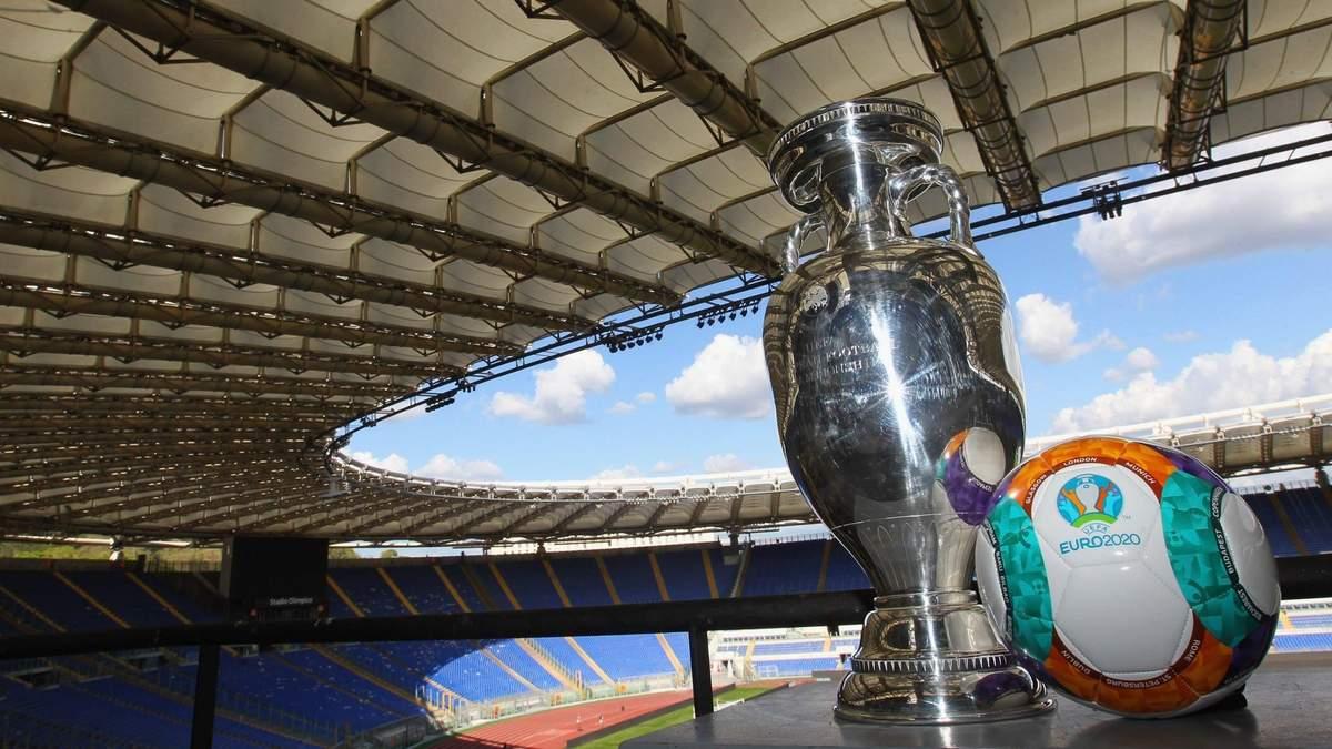 УЄФА забрав в Дубліна матчі Євро-2020 та віддав їх Росії