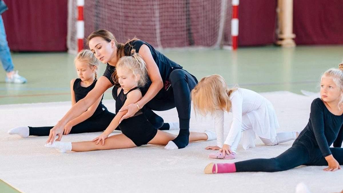 Эксклюзив с основательницей Академии по гимнастике Анной Ризатдиновой
