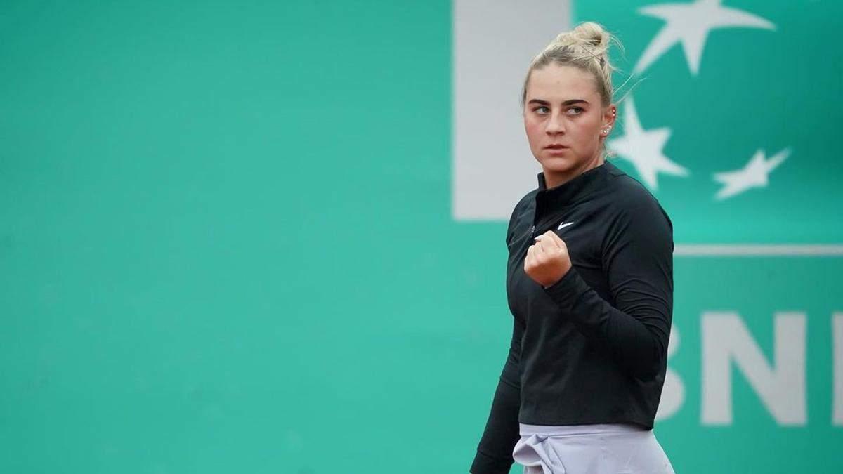 Костюк поднялась в рейтинге WTA, Свитолина осталась в топ-5