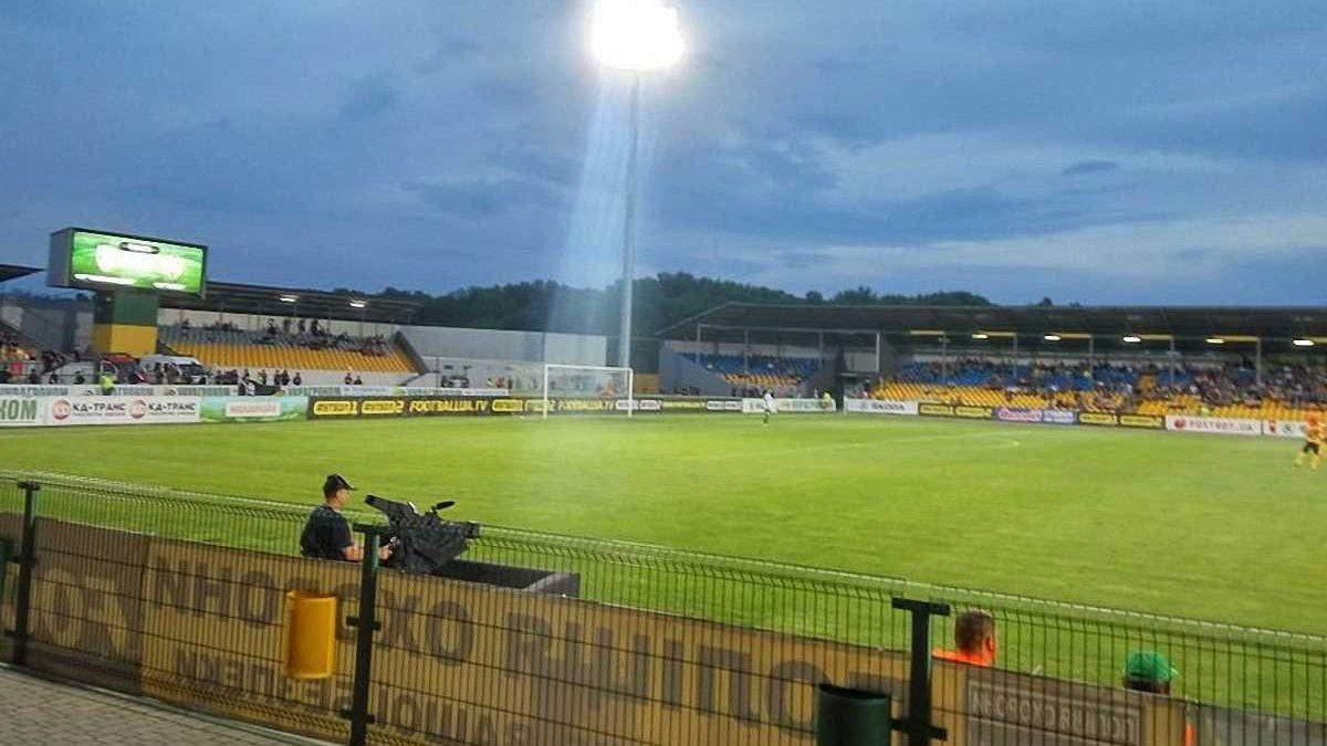 Олександрія продає уболівальникам газон свого стадіону - фото