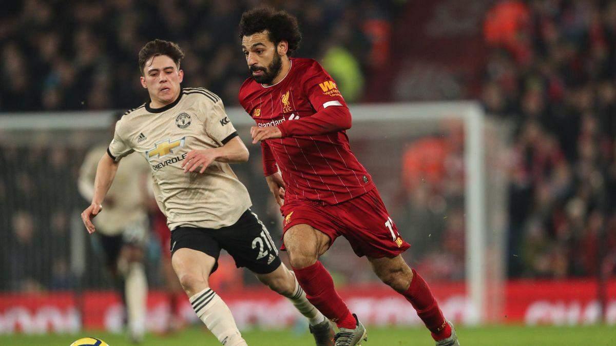 Манчестер Юнайтед – Ліверпуль: де дивитися матч АПЛ