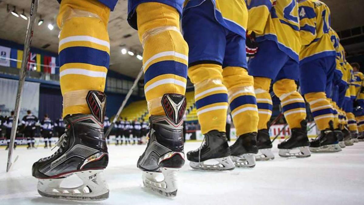 Хокеїсти Донбасу не прибули до збірної України, команді загрожують санкції