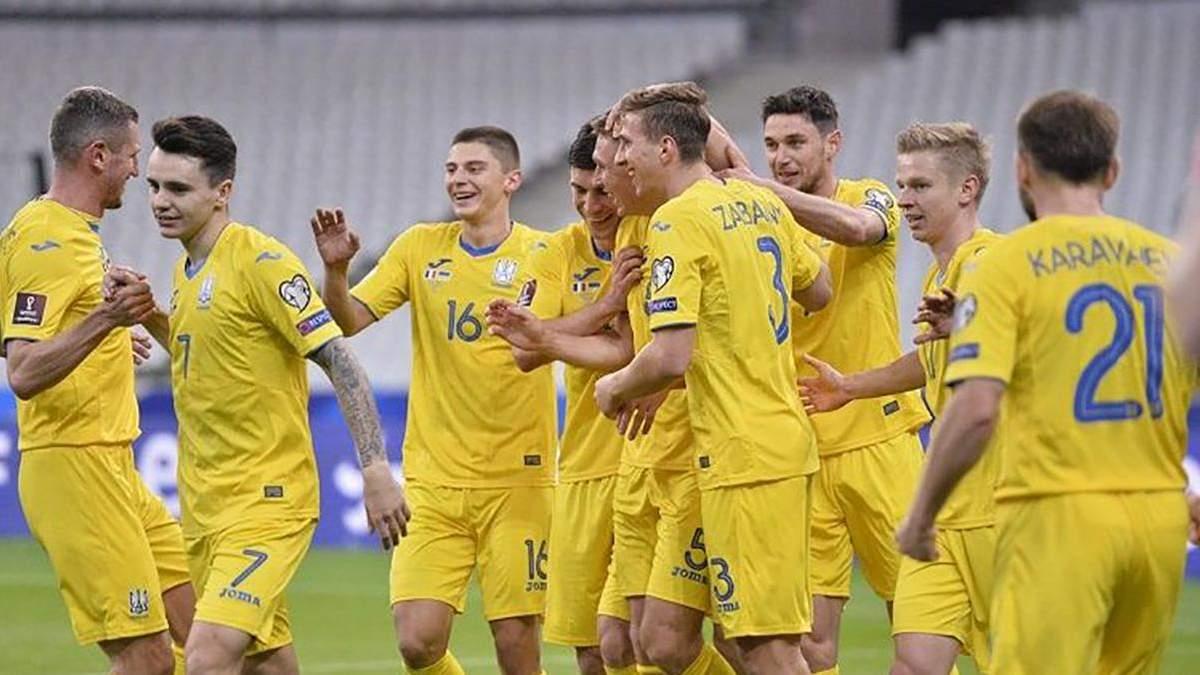 Шевченко викликав до збірної України 35 футболістів