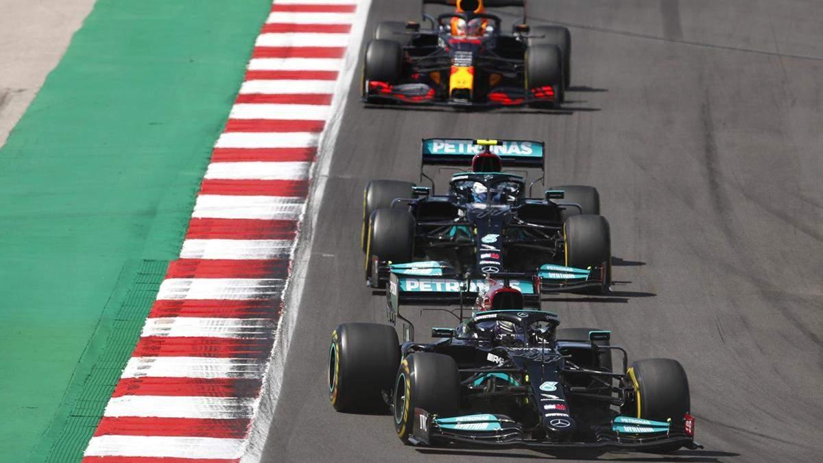 Формула 1: результаты Гран-при Португалии-2021
