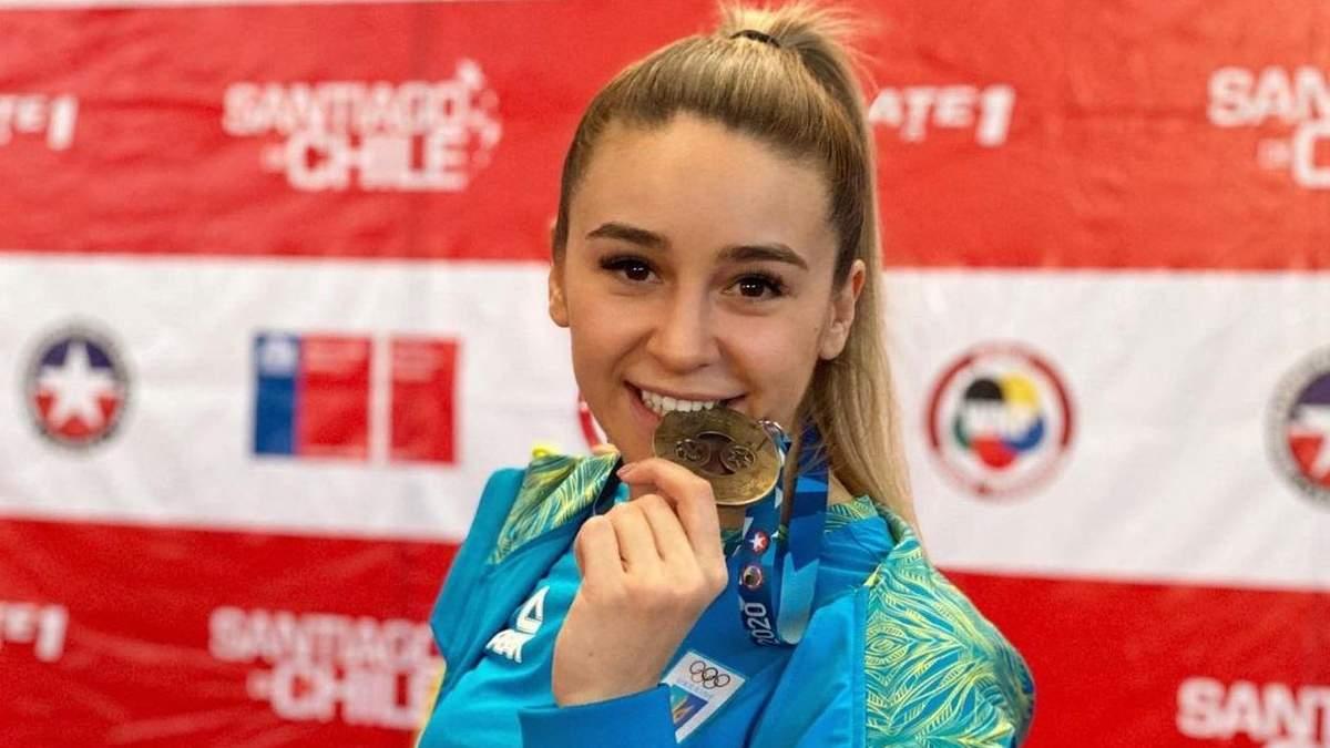Українка Терлюга виграла золото на етапі Karate 1 Premier League в Лісабоні