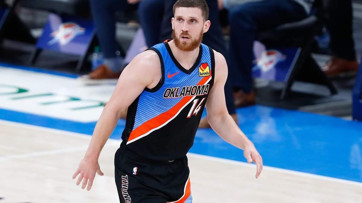 Оклахома-Сити - Финикс: результат матча НБА 2.05.2021 - видео