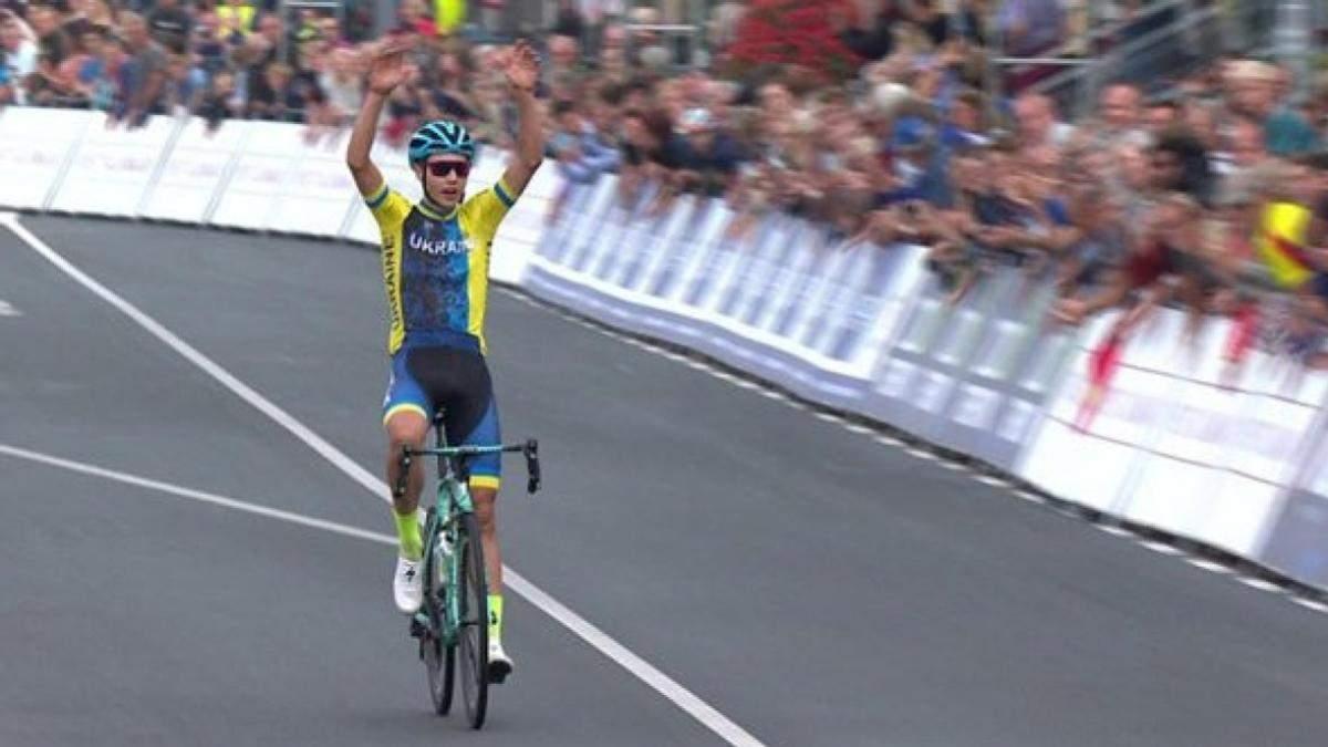 18-річний українець Андрій Пономар стане наймолодшим учасником легендарної гонки Джиро д'Італія