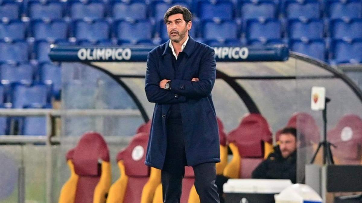 Паулу Фонсека офіційно покидає італійську Рому