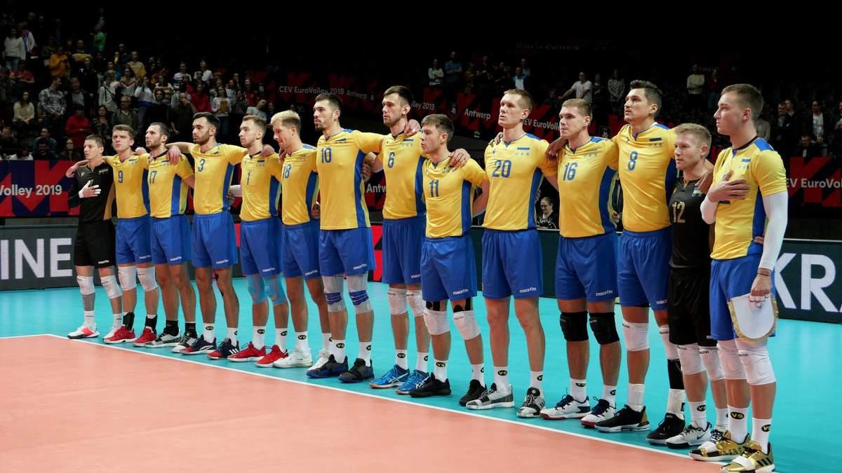 Украина примет матчи волейбольной Золотой Евролиги-2021