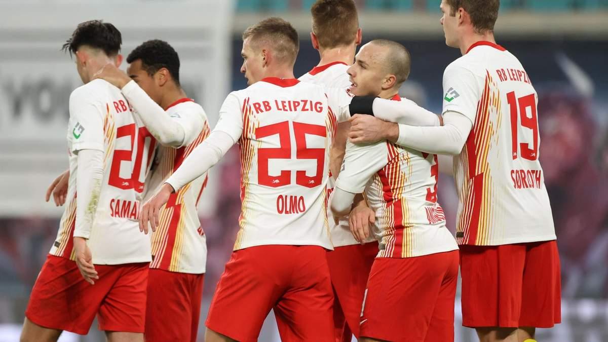 Боруссія Д – РБ Лейпциг – де дивитися онлайн матч 8 травня