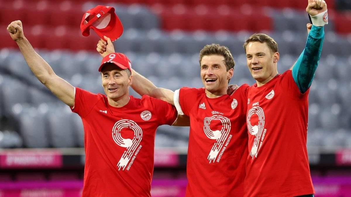 Баварія – Боруссія М результат і відео голів 8 травня 2021