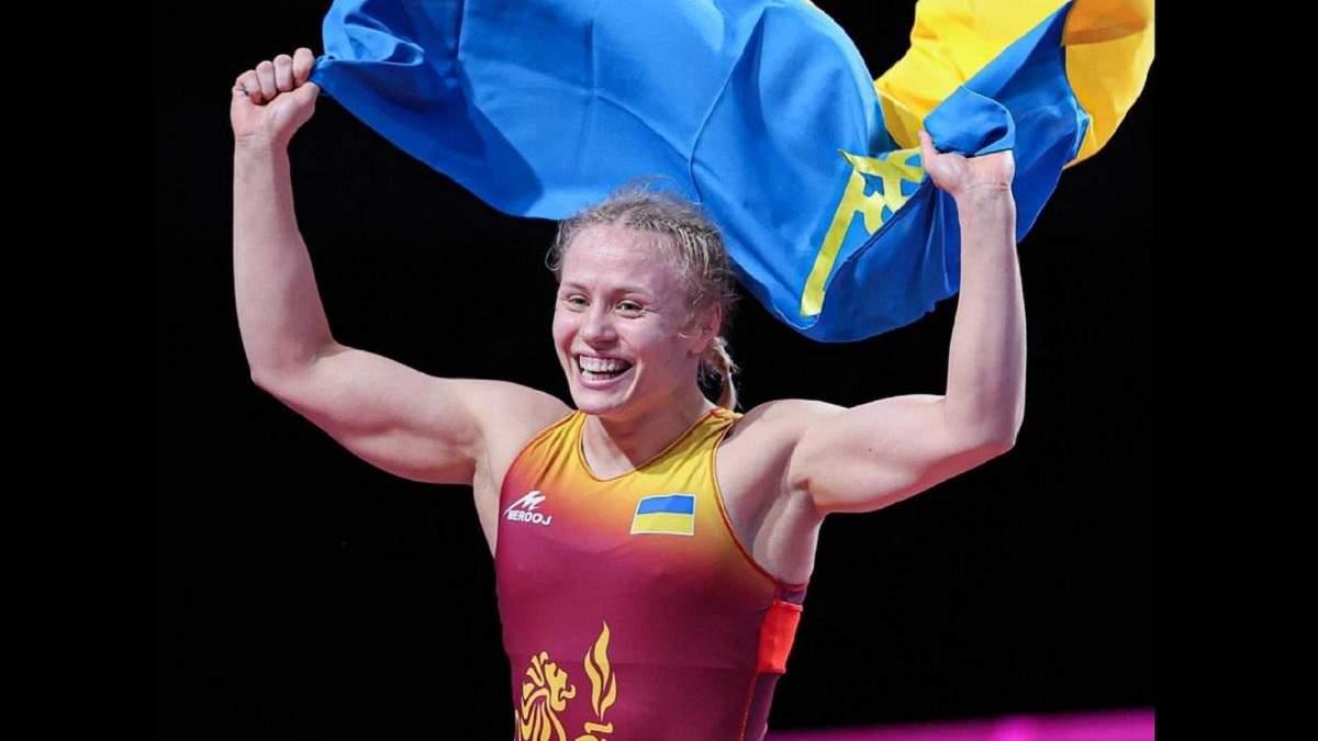 Мощный состав сборной Украины по женской борьбе на Олимпиаде-2020