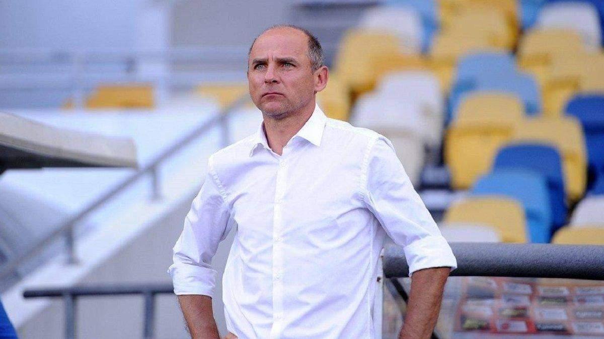 Тренер Зорі може замінити Реброва у Ференцвароші