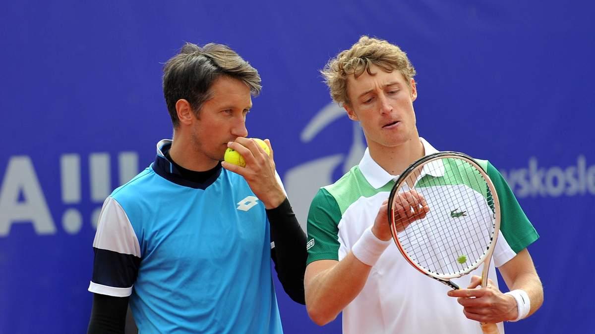 Сергей Стаховский и Марк Полманс выиграли парный турнир серии ATP