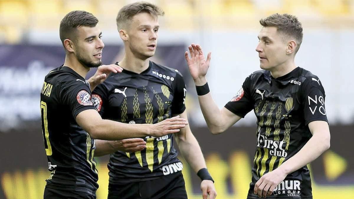 Дніпро-1 – Рух: дивитися онлайн матч 09.05.2021, УПЛ