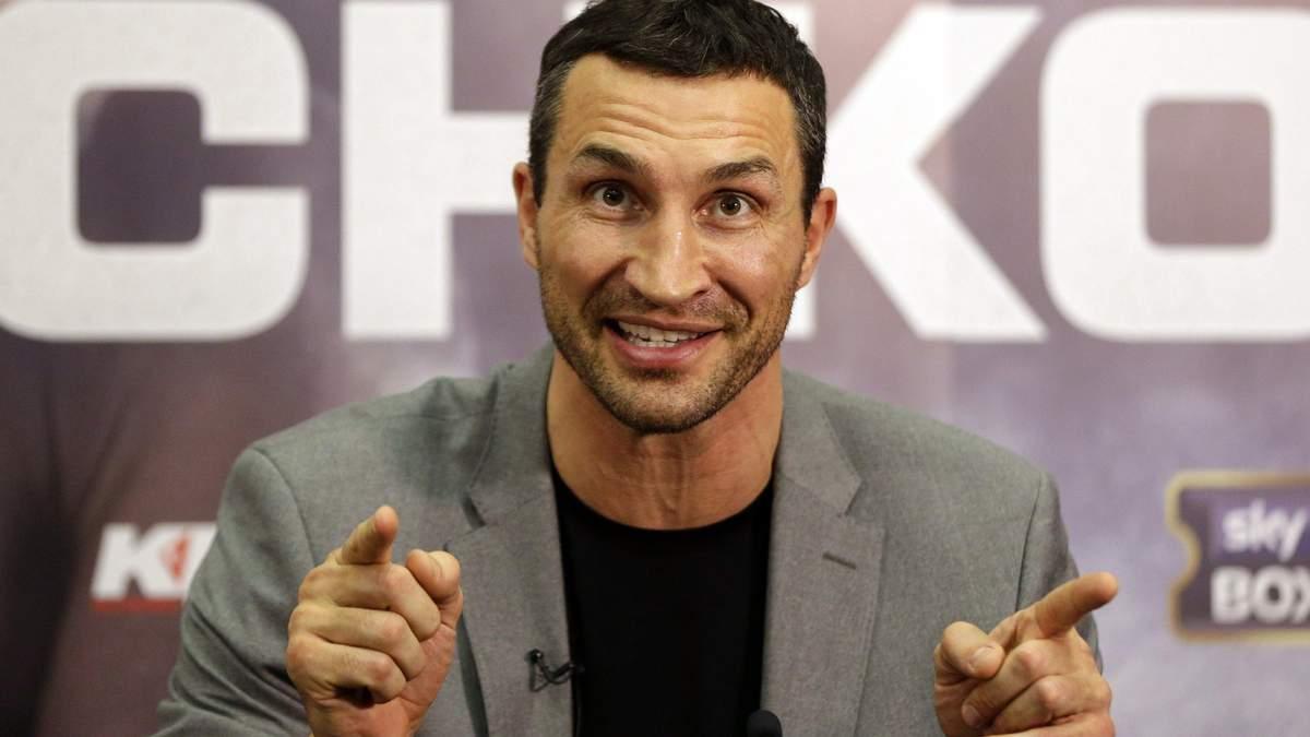 Володимир Кличко знову натякнув на повернення у бокс