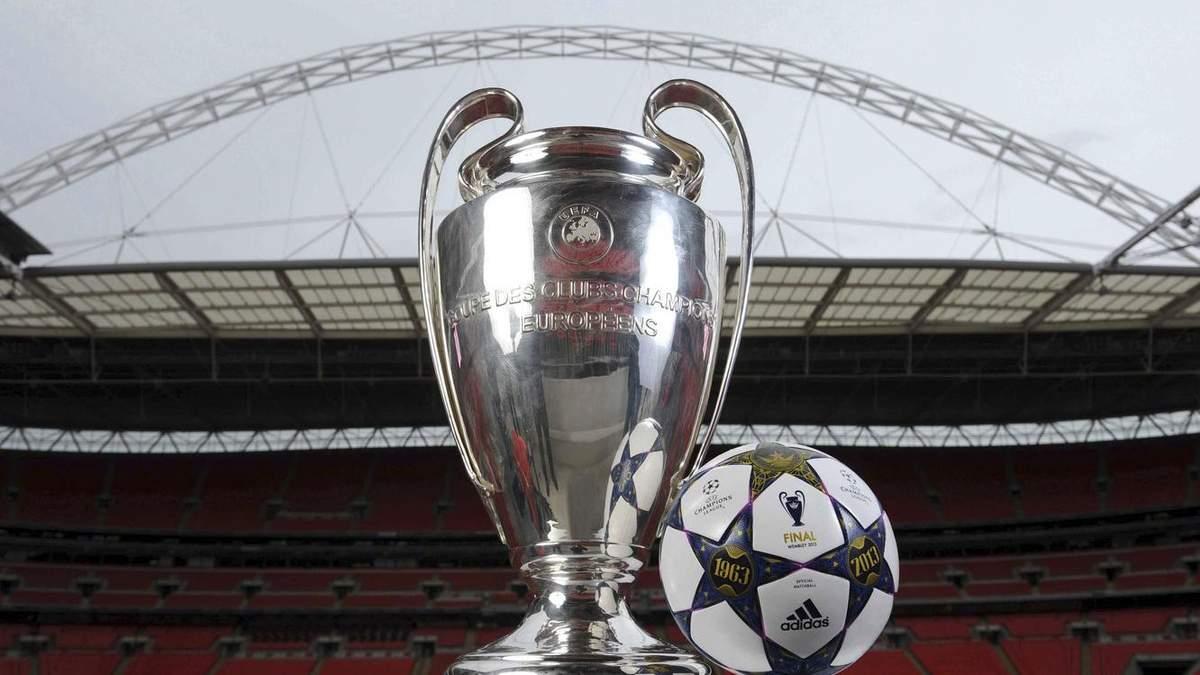 УЕФА близок, чтобы перенести финал Лиги чемпионов-2021