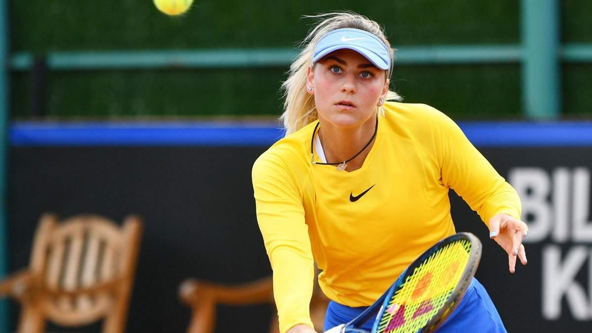 Марта Костюк – Єкатєріна Александрова: результат матчу WTA 10.05.2021