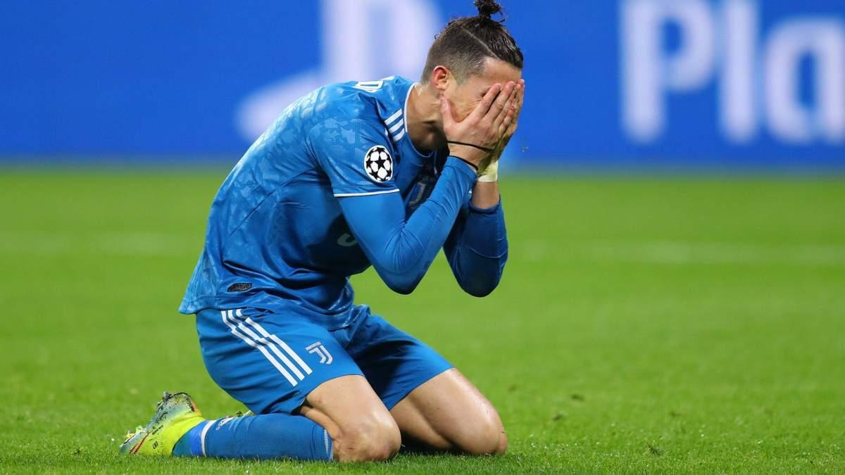 Ювентус можуть виключити із Серії А у 2021 році