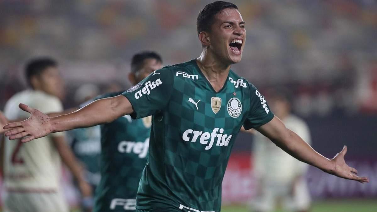 Динамо заинтересовалось 18-летним защитником из Бразилии