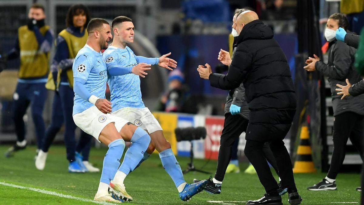 Манчестер Сити – чемпион Англии сезона 2020/21 – обзор матча