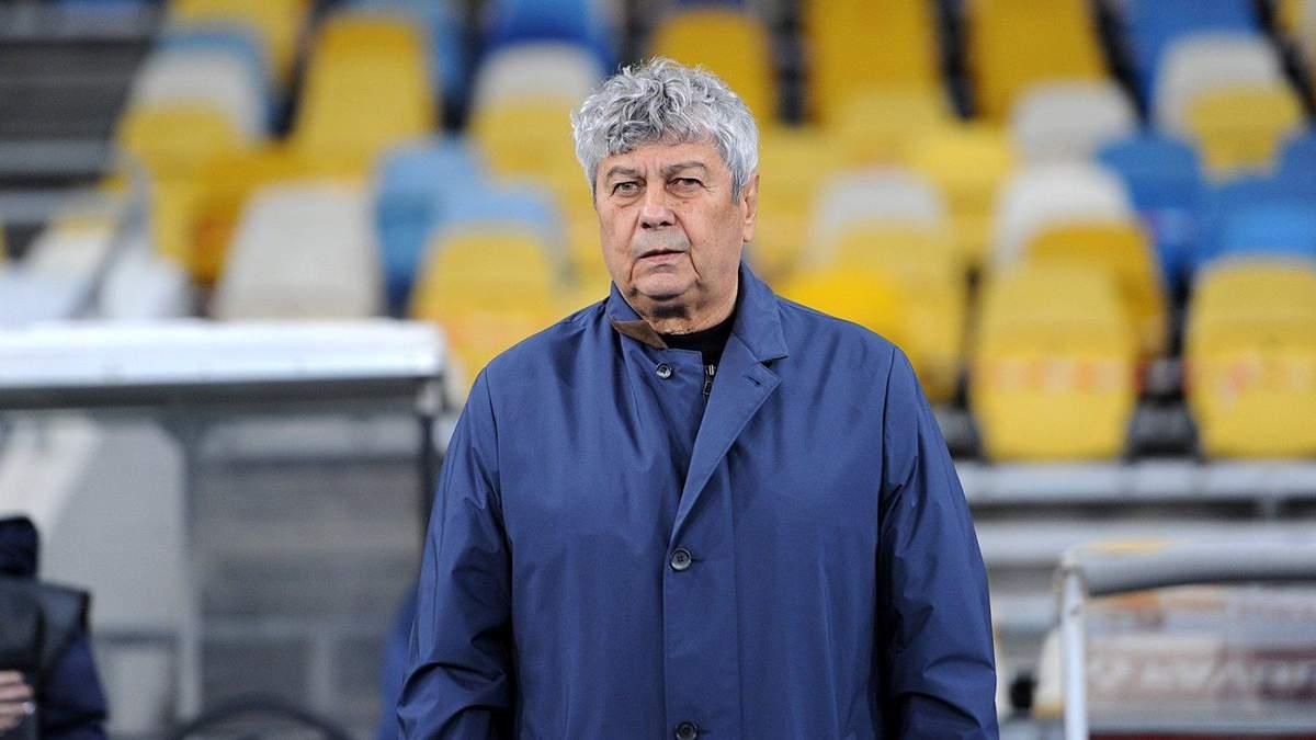 Динамо запропонувало Мірчі Луческу новий контракт