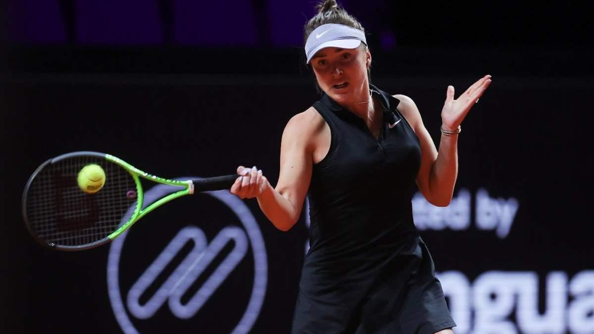 Аманда Анісімова – Еліна Світоліна: результат матчу WTA 12.05.2021