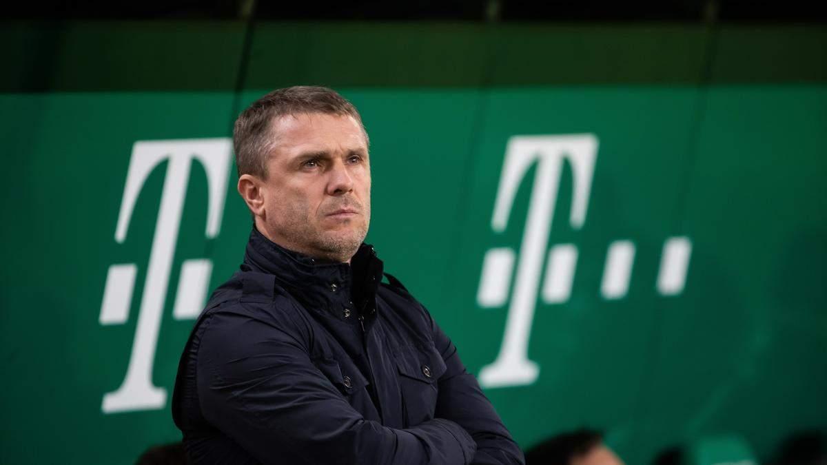 Сергій Ребров хоче отримувати більшу зарплату у Ференцвароші