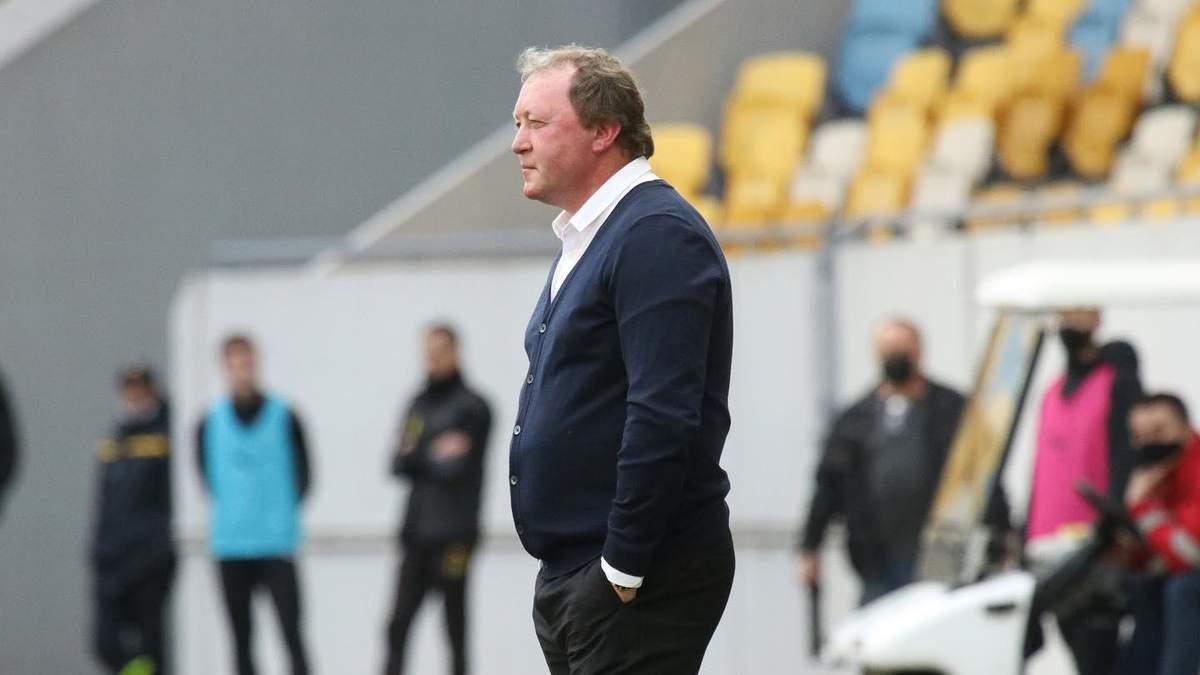 Володимир Шаран офіційно покинув Олександрію