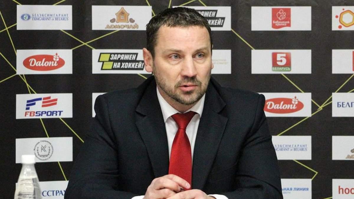 Донбас офіційно отримав нового тренера перед хокейною Лігою чемпіонів