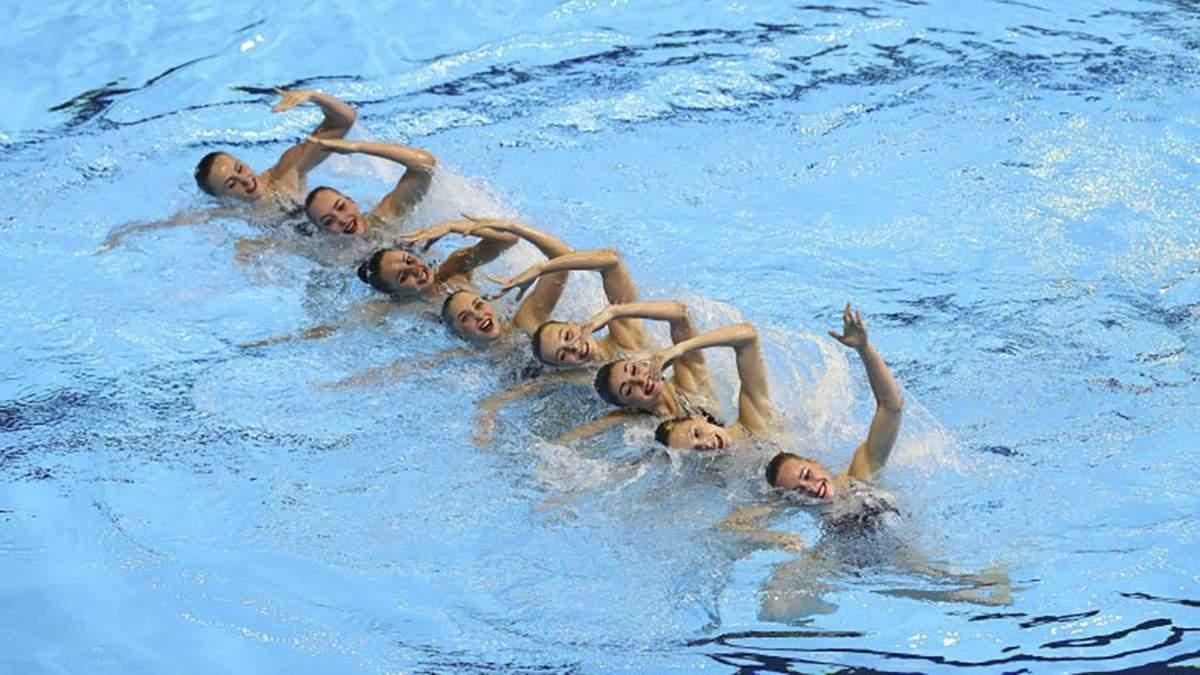 Україна виграла золото на чемпіонаті Європи з водних видів спорту