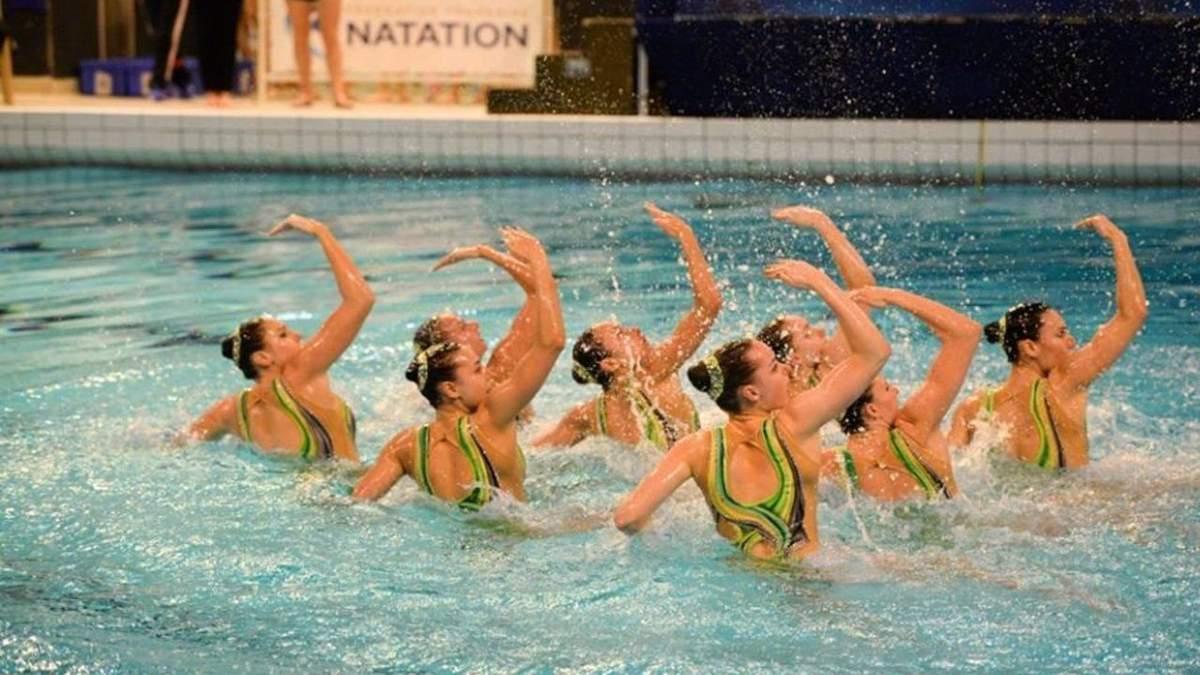 Україна виборола четверте золото на ЧЄ з артистичного плавання