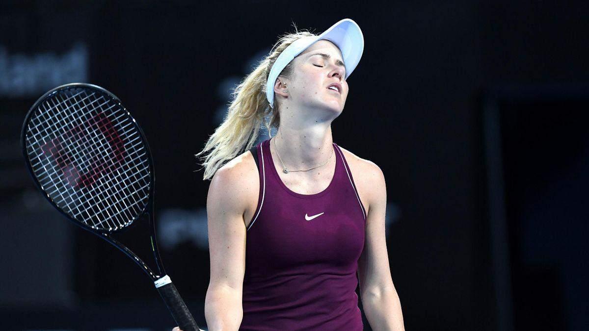 Свитолина проиграла чемпионке Ролан Гаррос в четвертьфинале турнира WTA 1000