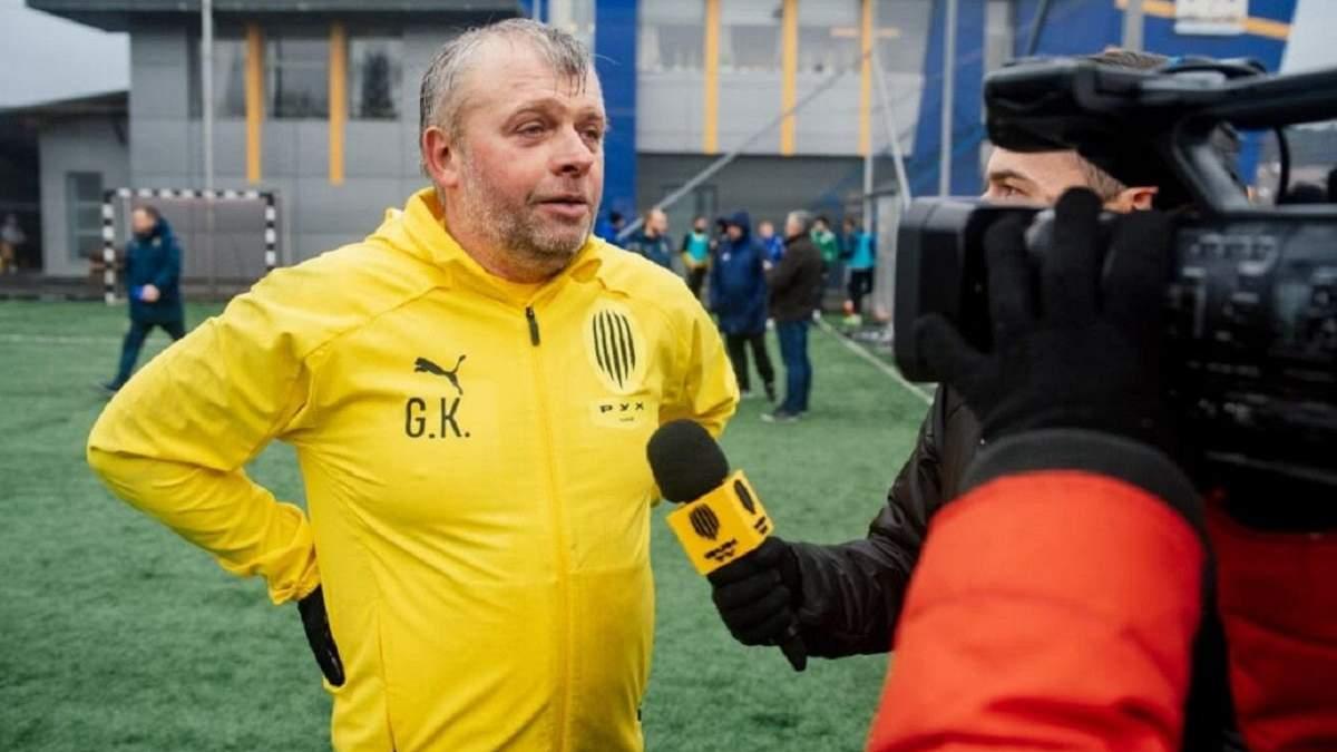 Директор Арены Львов не понимает, что такое футбол, – президент Руха