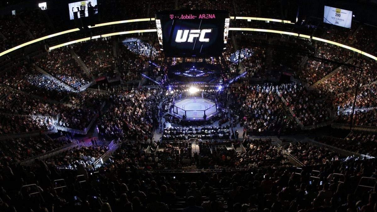 Фанати влаштували бійку на трибунах турніру UFC 262 – відео
