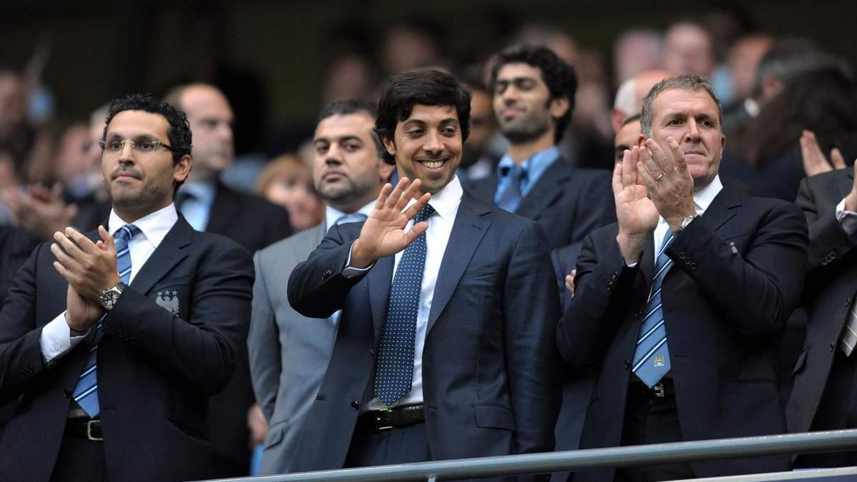 Власник Манчестер Сіті оплатить фанатам поїздку на фінал Ліги чемпіонів