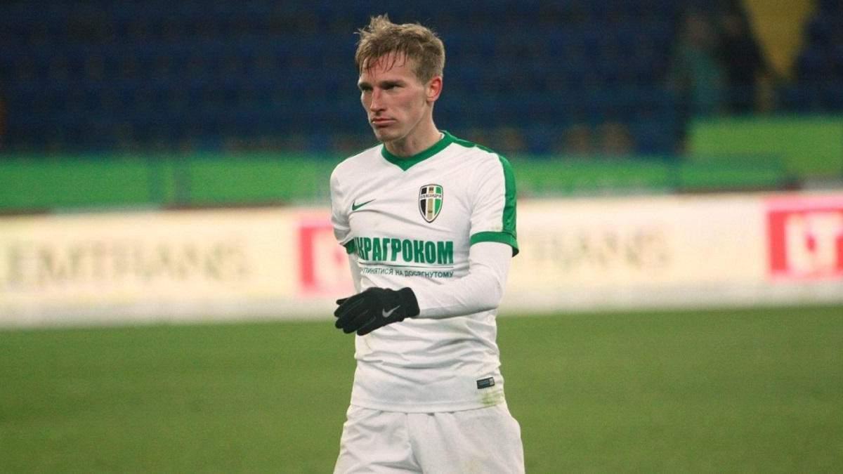 Днепр-1 может вернуть Лучкевича