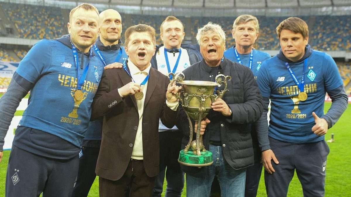 Луческу раскрыл секрет успешного старта во главе Динамо