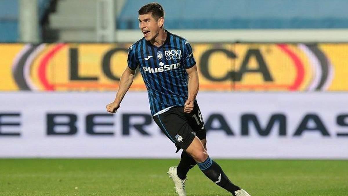 Руслан Малиновский признан лучшим игроком мая в итальянской Серии А