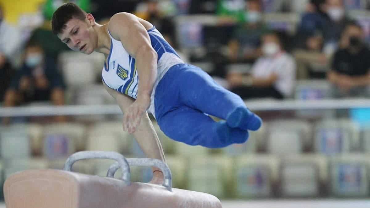 Ковтун і Бачинська перемогли на Кубку світу зі спортивної гімнастики