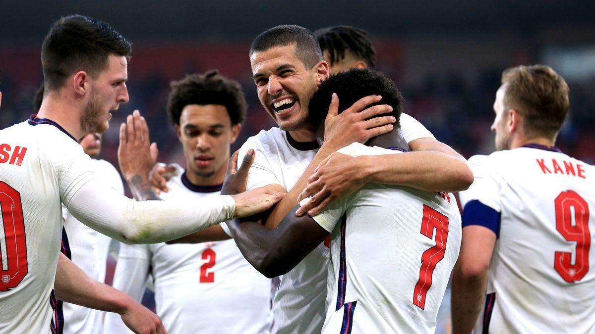 Англия с минимальным счетом одолела Австрию накануне Евро-2020: видео -  футбол новости - Спорт 24