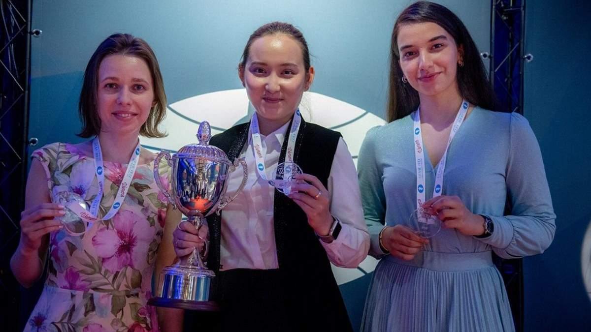 Шахматистка Мария Музычук – серебряный призер Гран-При Гибралтара