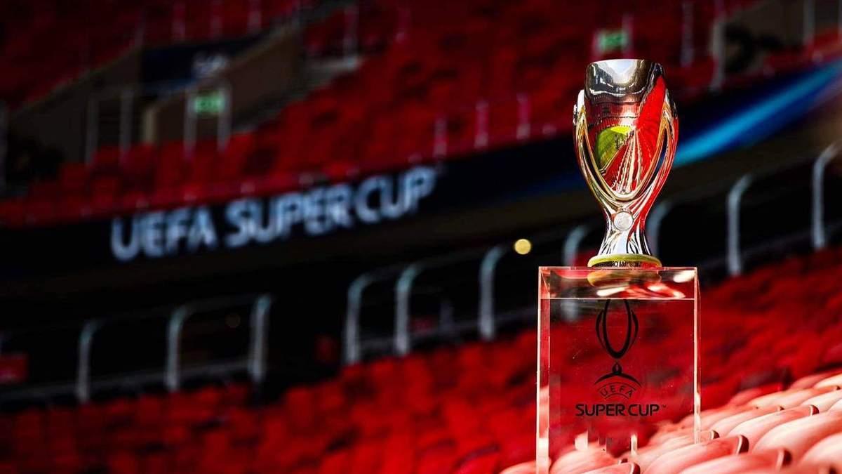 Матч за Суперкубок УЄФА Челсі – Вільярреал: стали відомі місце та дата проведення