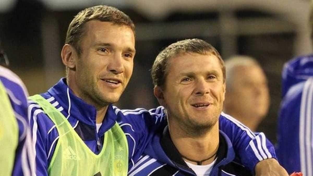 Ніж у спину, – Ребров відповів, чому не очолить збірну України