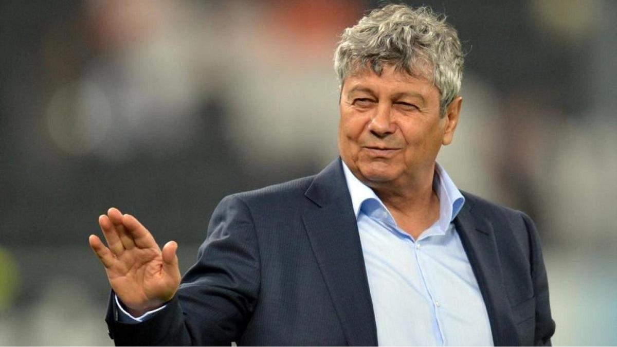 Тренер Динамо Луческу рекомендовал Шахтеру назначить Де Дзерби