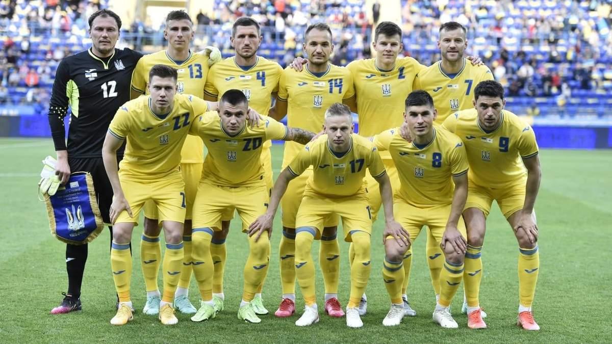 Сборная Украины на чемпионате Европы по футболу – история Евро