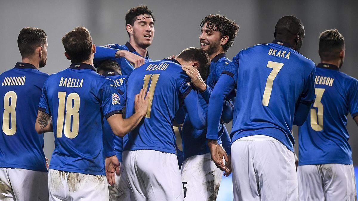 Туреччина – Італія – де дивитися онлайн матч Євро 2020
