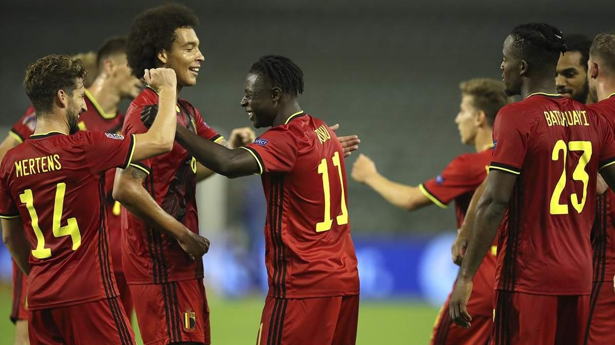 Бельгія - Росія - де дивитися онлайн матч Євро 2020