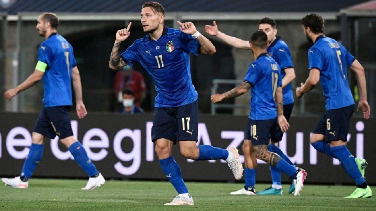 Туреччина – Італія – прогноз на матч Євро 2020